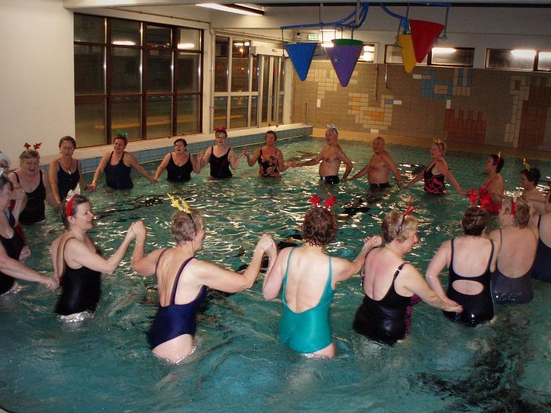 Syndaselur.com býður upp á Aqua Fitness Vatnsleikfimi